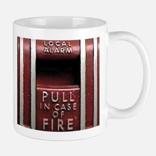 Pull In Case of Fire Mug