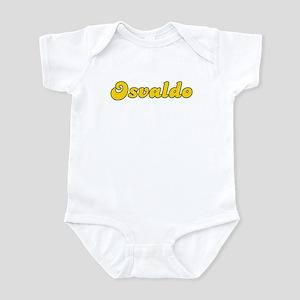 Retro Osvaldo (Gold) Infant Bodysuit