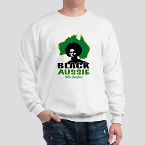 Black Aussie Sweatshirt