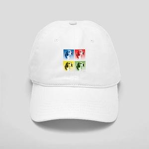 Beagle Pop Art Cap