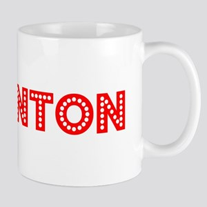 Retro Scranton (Red) Mug