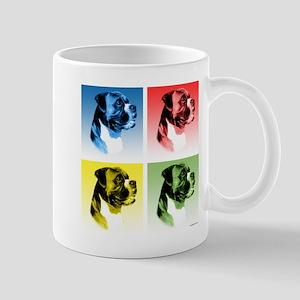 Boxer Pop Art Mug