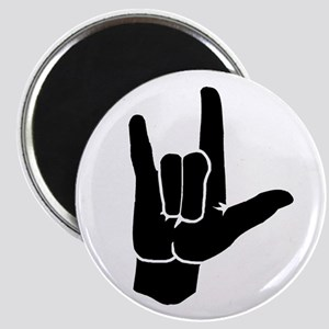 I LOVE YOU (in sign language) Magnet