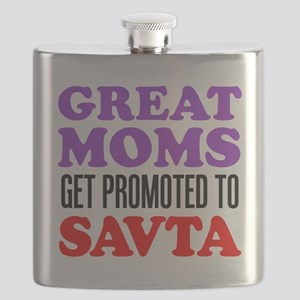 Moms Promoted To Savta Flask