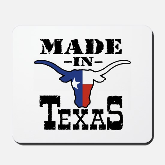 Made In Texas Mousepad