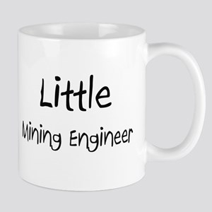 Little Mining Engineer Mug