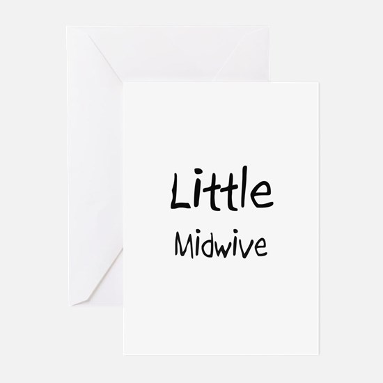 Little Midwive Greeting Cards (Pk of 10)