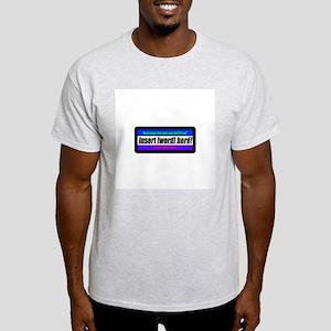 IWH&#8482 Ash Grey T-Shirt