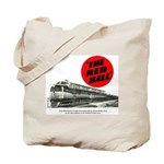 A fast freight train Tote Bag