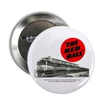 "A fast freight train 2.25"" Button"