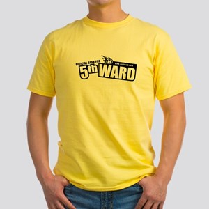5th Ward Yellow T-Shirt