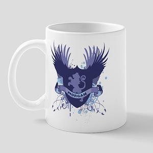 Morgan Family Crest Mug