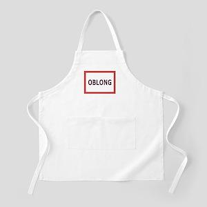 Oblong - BBQ Apron