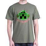 AlienShack Logo Dark T-Shirt