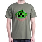AlienShack Logo Dark T-Shirt