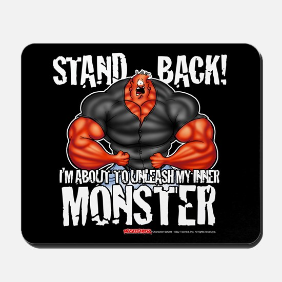 Inner Monster - Mousepad