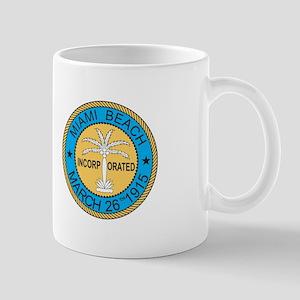 MIAMI-BEACH Mug