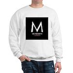 """M the President"" Sweatshirt"