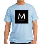 """""""M the President"""" Light T-Shirt"""