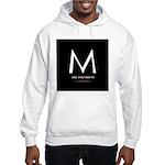 """M the President"" Hooded Sweatshirt"