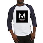 """M the President"" Baseball Jersey"