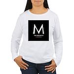 """M the President"" Women's Long Sleeve T-Shirt"