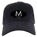 """M the President"" Black Cap"