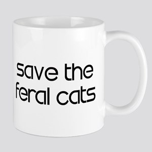Save the Feral Cats Mug