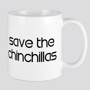 Save the Chinchillas Mug