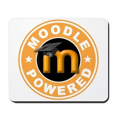 Moodle Powered Mousepad