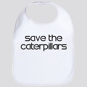 Save the Caterpillars Bib