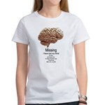 I Have Lost My Mind Women's T-Shirt