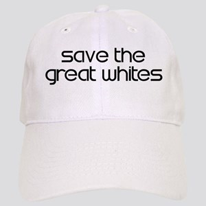 Save the Great Whites Cap