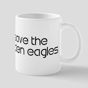 Save the Golden Eagles Mug