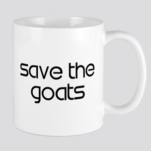 Save the Goats Mug