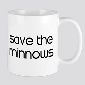 Save the Minnows Mug