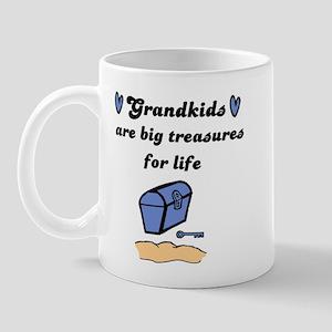 GRANDMA'S TREASURES Mug