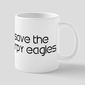 Save the Harpy Eagles Mug