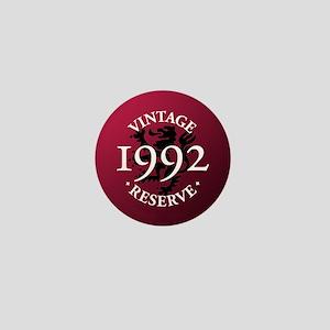Vintage Reserve 1992 Mini Button