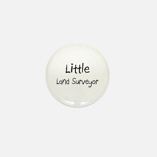 Little Land Surveyor Mini Button