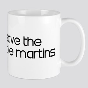 Save the Purple Martins Mug