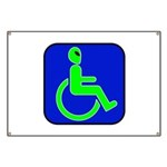 Handicapped Alien Banner