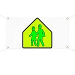 Alien School Xing Banner
