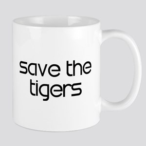 Save the Tigers Mug