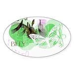 b-fly sticker