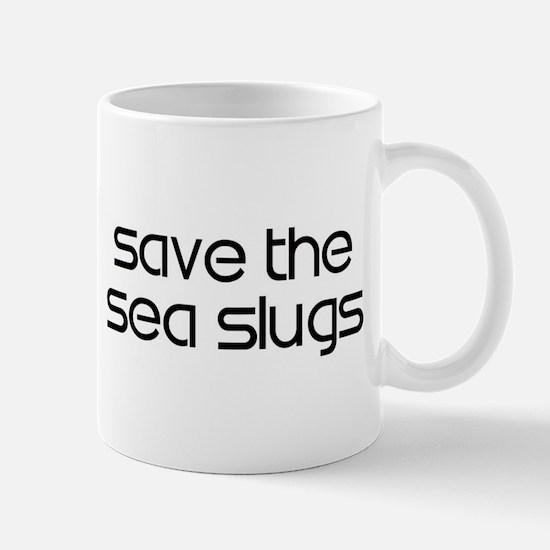 Save the Sea Slugs Mug