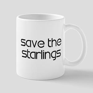 Save the Starlings Mug