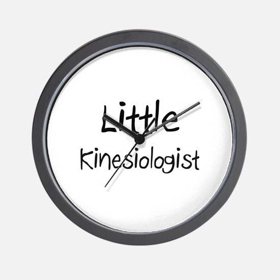 Little Kinesiologist Wall Clock