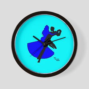 Dance Wall Clock