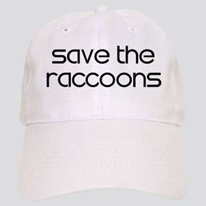 Save the Raccoons Cap